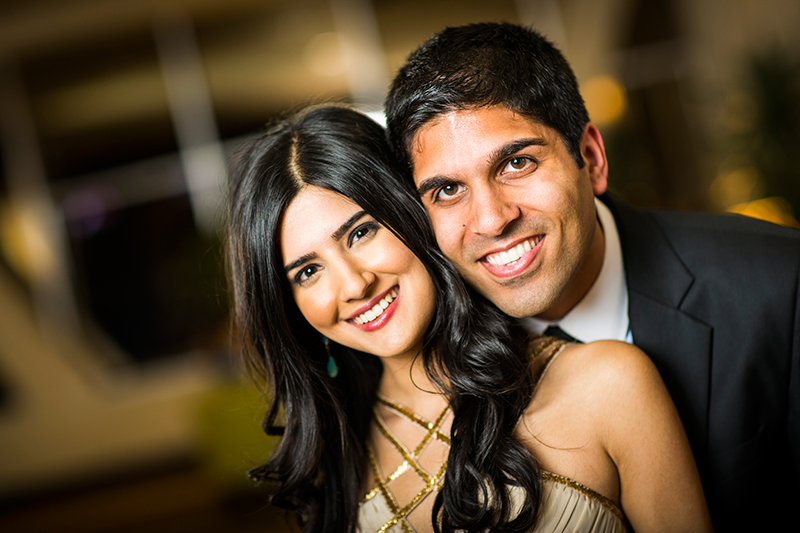 Appan and Anita Engagement Picture