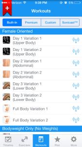 top fitness app - fitness buddy