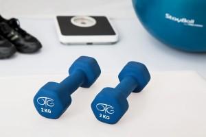 start an at home fitness program