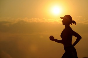 start with simple power walking