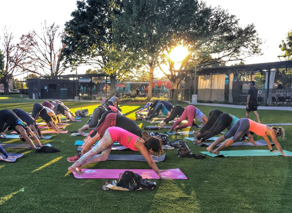 corepower-yoga-outdoors-simply-fitspired