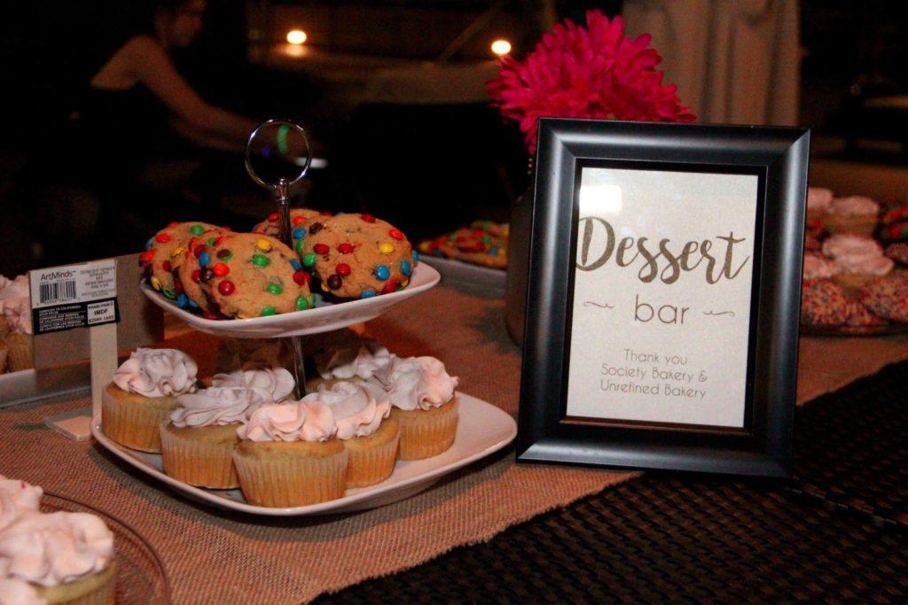dessert-bar